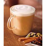 Чай-латте для похудения готовят с кардамоном, корицей и перцем